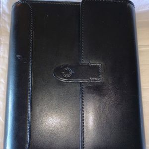 Franklin Covey 6-Ring Leather Agenda